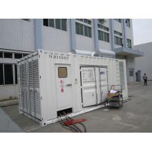 Diesel Genset CUMMINS à prova de som 910kVA / Kta38-G2a