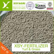 Fertilizante MU 50% Granular para golfe e relva