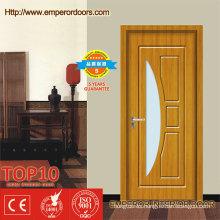 Puertas Interior superiores en China Jiangshan