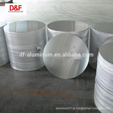 Disco de corte de alumínio CC CC para utensílios de cozinha 1050 3003