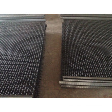 Crimped Screen Mesh 65mn for Sale