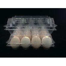 Fabricante de cajas de huevos (bandeja de alimentos)