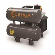 Máquina de compresor de aire estacionaria de 16L 2hp con accionamiento directo