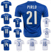 16 17 European Cup Cheap Custom Wholesale Sublimated Authentic Football Shirt / Soccer Jersey
