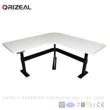 Moda Altura Criativa computador ajustável stand up desk riser converter 5 anos de garantia