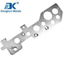 Servicio personalizado de piezas de estampación de acero y aluminio