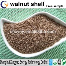 abrasifs de coquille de noix / poudre de coquille de noix / noix décortiquées