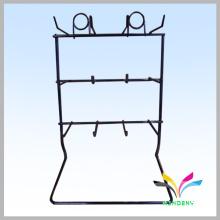 Professionelle Metall Wire Handy Zubehör Rack für Display