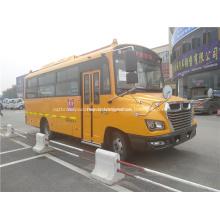 Autobus scolaire diesel de 36 sièges pour l'exportation