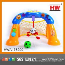 Juguete de la venta del juego de la gimnasia del bebé de la venta alta con música