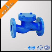 DIN standard check valve WCB Lifting check valve price Baoding pyl