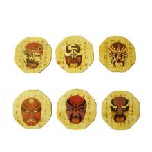 Bambus Coaster für die Förderung oder den täglichen Bedarf