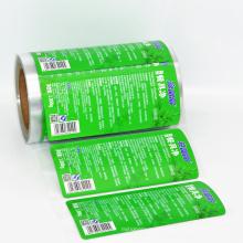 Impressão de adesivos em papel para impressão de etiquetas de óleo