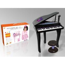 Piano elétrico de plástico popular das crianças mini (10204945)