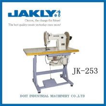 JK 253 high production efficiency industrial electronic setting shoe making machine