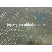 3003 3105 aluminum checker plate price embossed aluminum sheet Cookware low price used in Cookware