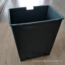 plastic trash bin mould