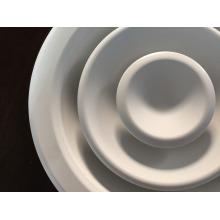 Diffuseur circulaire rond haut plafond climatisation pour système de CVC