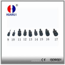 Plug-9-17 для TIG сварки запасных частей