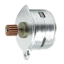 10mm Stepper Motor, POS Machine Printer Stepper Motor, 5V 12V Micro Stepper Motor with Gear Customizable