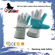 Ab Grade Cowhide Split Leder Arbeitsschutz Handschuh