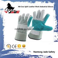 Luta de trabalho de segurança industrial em pele de grau Ab Grade