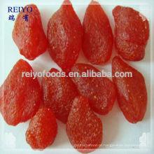 Fruta de morango seca