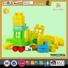 Brinquedos plásticos novos dos blocos de edifício 48PCS para crianças