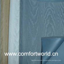 Jacquard Curtain Fabric With PVC Coating