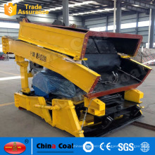 P-30B Incline electric rock loader for Tunnel excavation use