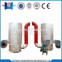 estufa de aire caliente vertical Conecte con secadora