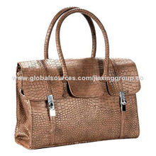High quality synthetic leather bag, OEM orders are welcome