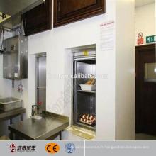 monte-plats ascenseur monte-charge monte-charge