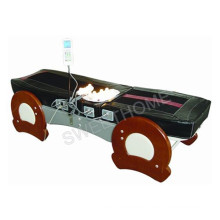 OEM Electric Infrared Heated Full Body Table Massage Luxury Automatic Wooden JADE ROLLER Massage Bed for Sale