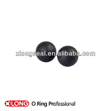 High quality colorful hollow rubber ball