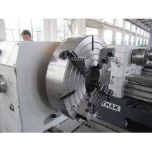4-Backenfutter Horizontal Normaldrehmaschine (K72 Serie)