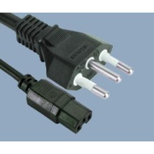 14156 plug to IEC C15  power cord