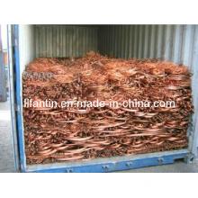 High Quality Scrap Copper Millberry Cu 99.99% 2013
