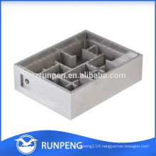 Precision Aluminium Alloy Die Casting Wave Filter Parts