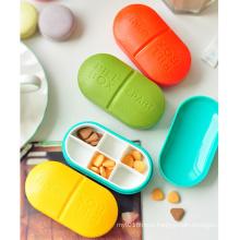 Creative Cute Travel Vitamin and Pills Box (54091)