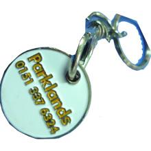 Металлическая монета Окен для подарка (m-TC010)