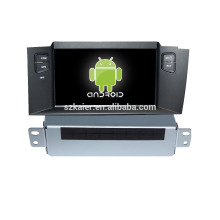 Quad core!car dvd with mirror link/DVR/TPMS/OBD2 for 7inch touch screen quad core 4.4 Android system Citroen C4L