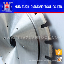 High Efficiency 400mm Horizontal Diamond Saw Blade for Marble Cutting