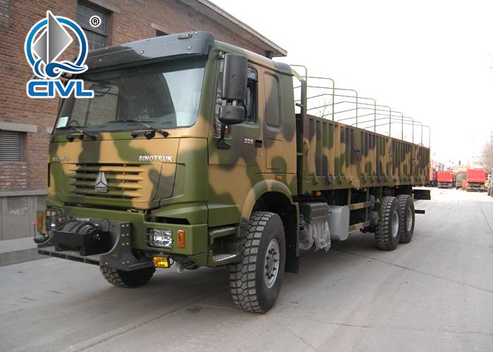 6x6 Cargo Truck 3