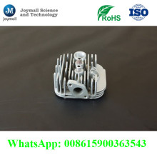 Disipador de calor de aluminio de encargo del bastidor de arena