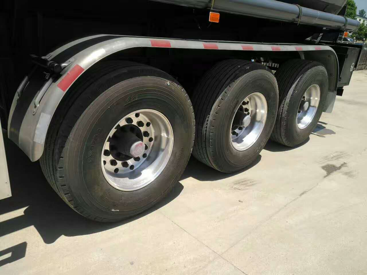 off-road tire for HCL tanker trailer