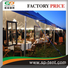 2015 New launch Hot and Popular 12x30m century pole marquee in American market