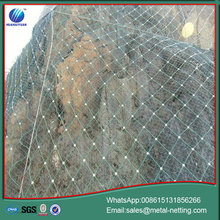 factory slope protection netting wire rope net