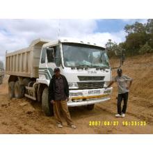 FAW Dump Truck para Vietnam Dump Truck ligero