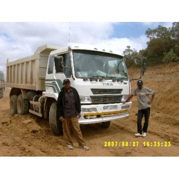 Camion à benne basculante FAW pour camion à benne basculante légère Vietnam